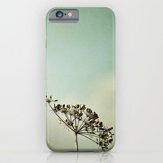 Une histoire d'hiver iPhone & iPod Case
