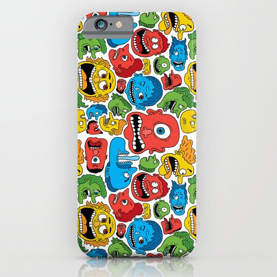 Creeps iPhone & iPod Case