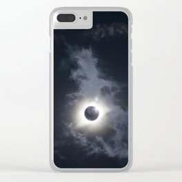 Totality 2017 Clear iPhone Case