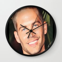 Paul Wall Clock
