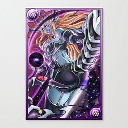Divine Queen Hera Canvas Print