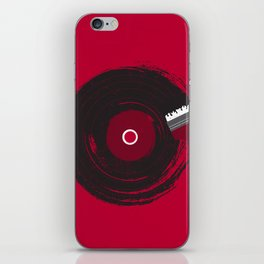 Art of Music (RED) iPhone Skin