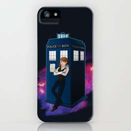 Another kind of Doctor iPhone Case