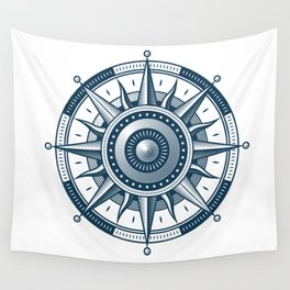 wind rose Wall Tapestry