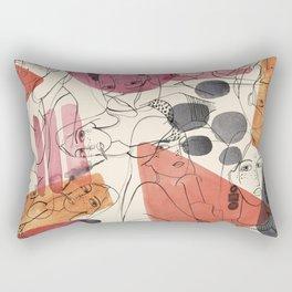 Girls Rectangular Pillow