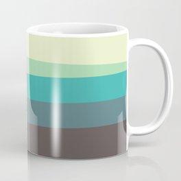 Green Tone Coffee Mug
