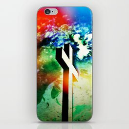 Holy Cross Armageddon  iPhone Skin