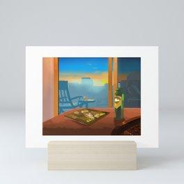 Colorless Tsukuru Tazaki and His Years of Pilgrimage 01 Mini Art Print