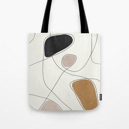 Thin Flow I Tote Bag