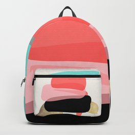Modern minimal forms 1 Backpack