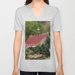Old Barn Unisex V-Neck
