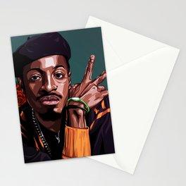 Mr. 3000 Stationery Cards