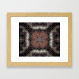 Yucatán Framed Art Print