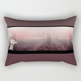 Nuclear spring, Apocalypse Rectangular Pillow