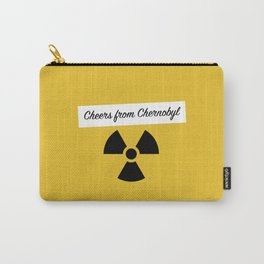 Cheers from Chernobyl Carry-All Pouch