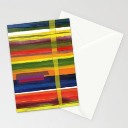 Landscape with Three Trees Stationery Cards