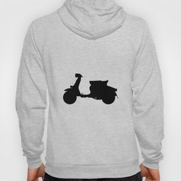 Scooter Silhouette Hoody