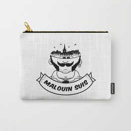malouin suis Carry-All Pouch