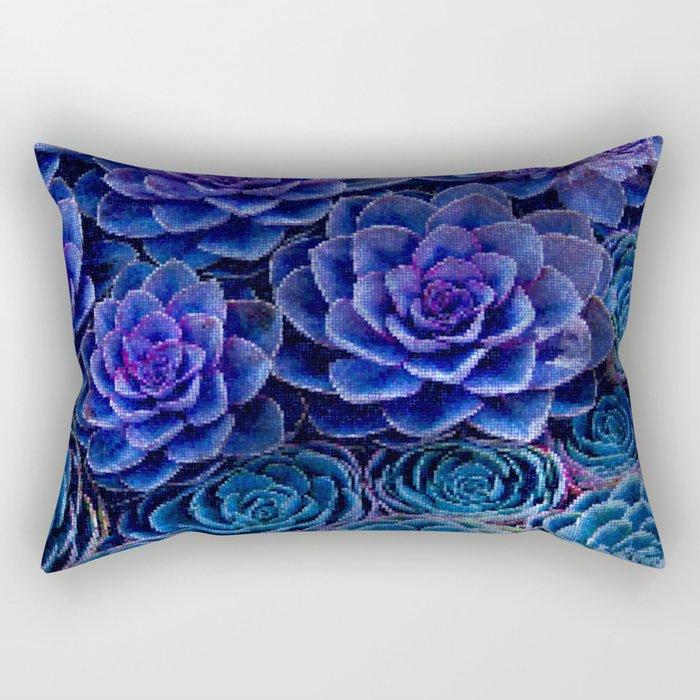 Suculentas Rectangular Pillow