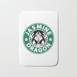 The Jasmine Dragon Bath Mat