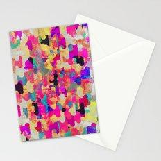 Neon Tambourine Stationery Cards