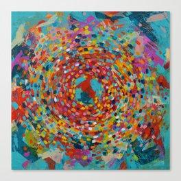Kaleidescope Canvas Print