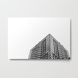 Montreal Architecture Metal Print