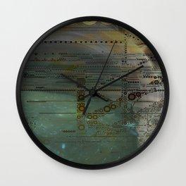 Cyber Kringles II Wall Clock