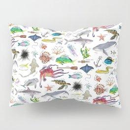 Under the Sea Alphabet Pillow Sham