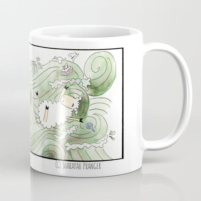 Rhinovirus Coffee Mug