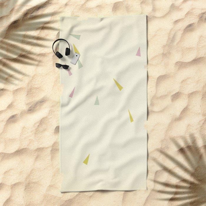 Paper Planes Beach Towel