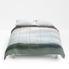 Cicatrized Earth Comforters