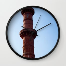 minaret Wall Clock