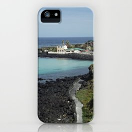 Jeju Island iPhone Case