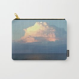 Exploded cloud Carry-All Pouch