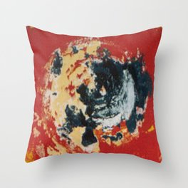 seri 4 Throw Pillow