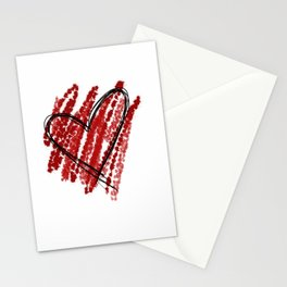 Lovehurt Stationery Cards