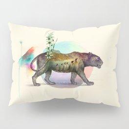 Panthera onca Pillow Sham