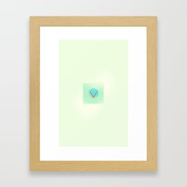 Smooth Cuts Framed Art Print