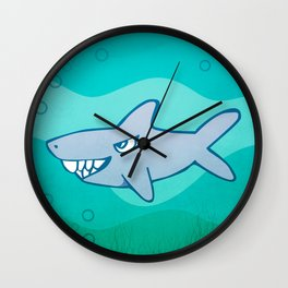 Tiburon Wall Clock