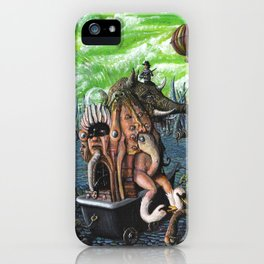 The trafficker-il trafficante iPhone Case