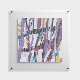 Radici aeree, studio1 Floating Acrylic Print