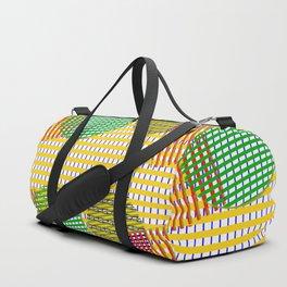 2406 Pattern evolution 2 Duffle Bag