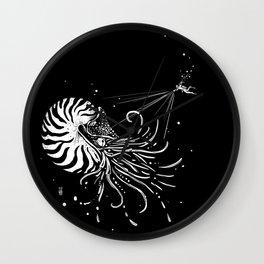 Nautilus Dominus Wall Clock