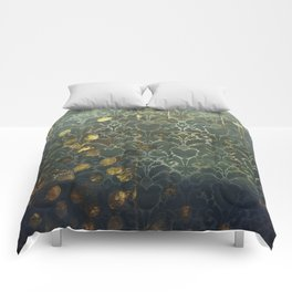 Autumn Rust Comforters