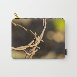 Barb wire Carry-All Pouch