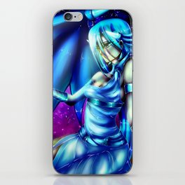 Kisara: Time Flows Out of Our Hands iPhone Skin