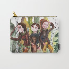 Sarmatian sisters Carry-All Pouch