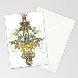 Montana Flowers & Sacred Geometry Stationery Cards
