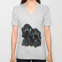 Sammy and Cloe Unisex V-Neck